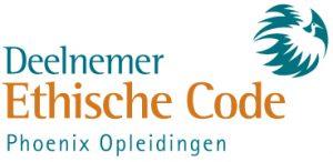 Deelnemer ethische code van Phoenix-opleidingen